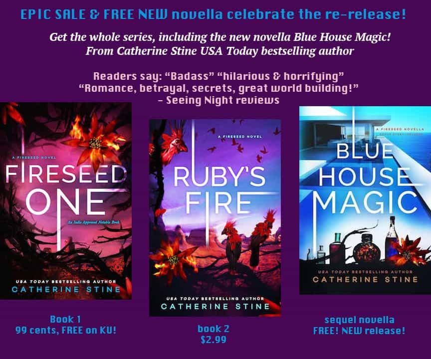 FO & new FREE novella promo