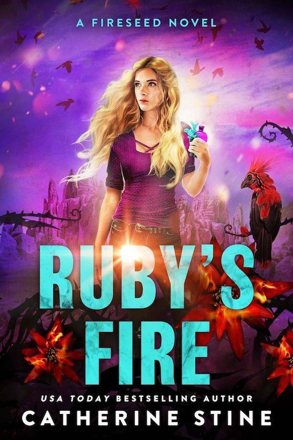 Book 2 Fireseed series